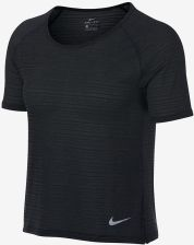Nike Koszulka W Nk Miler Top Ss Breathe 891172 010 Ceny i opinie Ceneo.pl