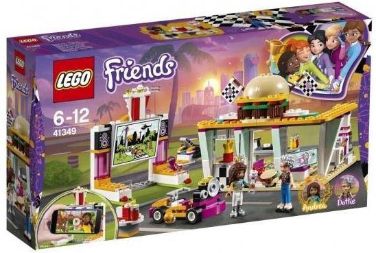 Klocki Lego Friends Wyścigowa Restauracja 41349 Ceny I Opinie