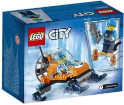 Klocki Lego City Arktyczny łazik Lodowy 60192 Ceny I Opinie Ceneopl