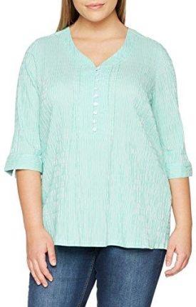 Amazon ulla popken torebka damska bluzka tunika bubbel z paskami - krój  regularny 54 203927ba9c