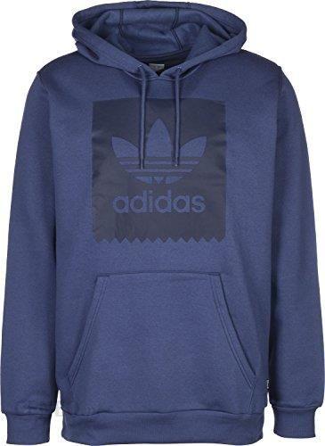 Amazon Adidas bluza z kapturem Solid BB Hood BlackWhite xl niebieski Ceneo.pl
