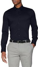 Amazon Sisley koszula męska Business Shirt krój regularny  AJNVD