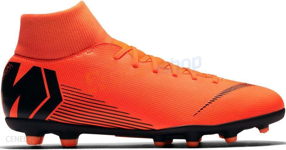 newest bd104 4393e Nike Korki Mercurial Superfly Vi Club Mg Pomarańczowe Ah7363810