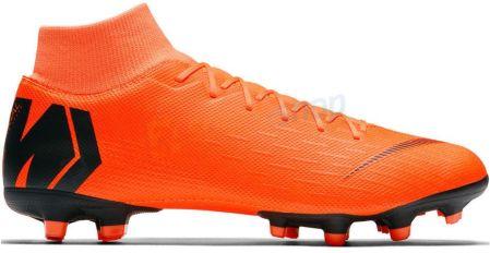 0f2c05e4bfa4 Buty piłkarskie Nike Korki Mercurial Superfly Vi Academy Mg Pomarańczowe  Ah7362810