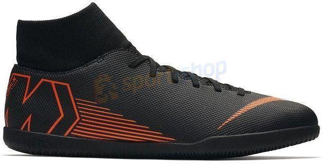 buty temperamentu najlepiej sprzedający się tania wyprzedaż Nike Halowe Mercurial Superflyx Vi Club Ic Czarne Ah7371081 - Ceny i opinie  - Ceneo.pl