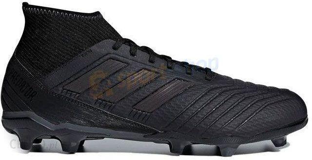 on sale 66037 83477 ... Sporty zespołowe Piłka nożna Buty piłkarskie Lanki Adidas Korki  Predator 18.3 Fg Czarne Cp9303. Adidas Korki Predator 18.3 Fg Czarne Cp9303  - zdjęcie 1
