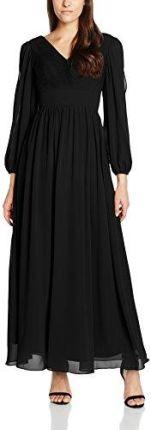2391bbb637 Amazon My Evening Dress Lang aermlige damskie długa sukienki ziemi plisa  szyfon sukienki mocno sukienki mocno