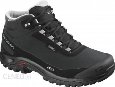 Salomon Shelter Cs Wp Black