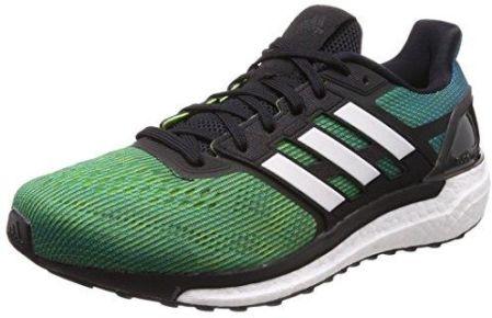 quality design 85889 17880 Amazon Adidas Męskie buty do biegania SUPERNOVA, zielony, 42