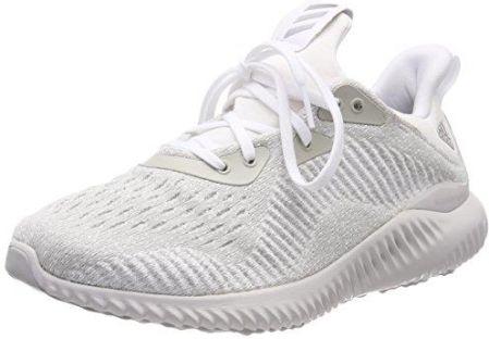 separation shoes 4cd46 d251c Amazon Adidas Męskie buty do biegania Alpha Bounce EM - biały - 40 EU