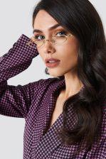 NA KD Owalne okulary przeciwsłoneczne retro Ceny i opinie