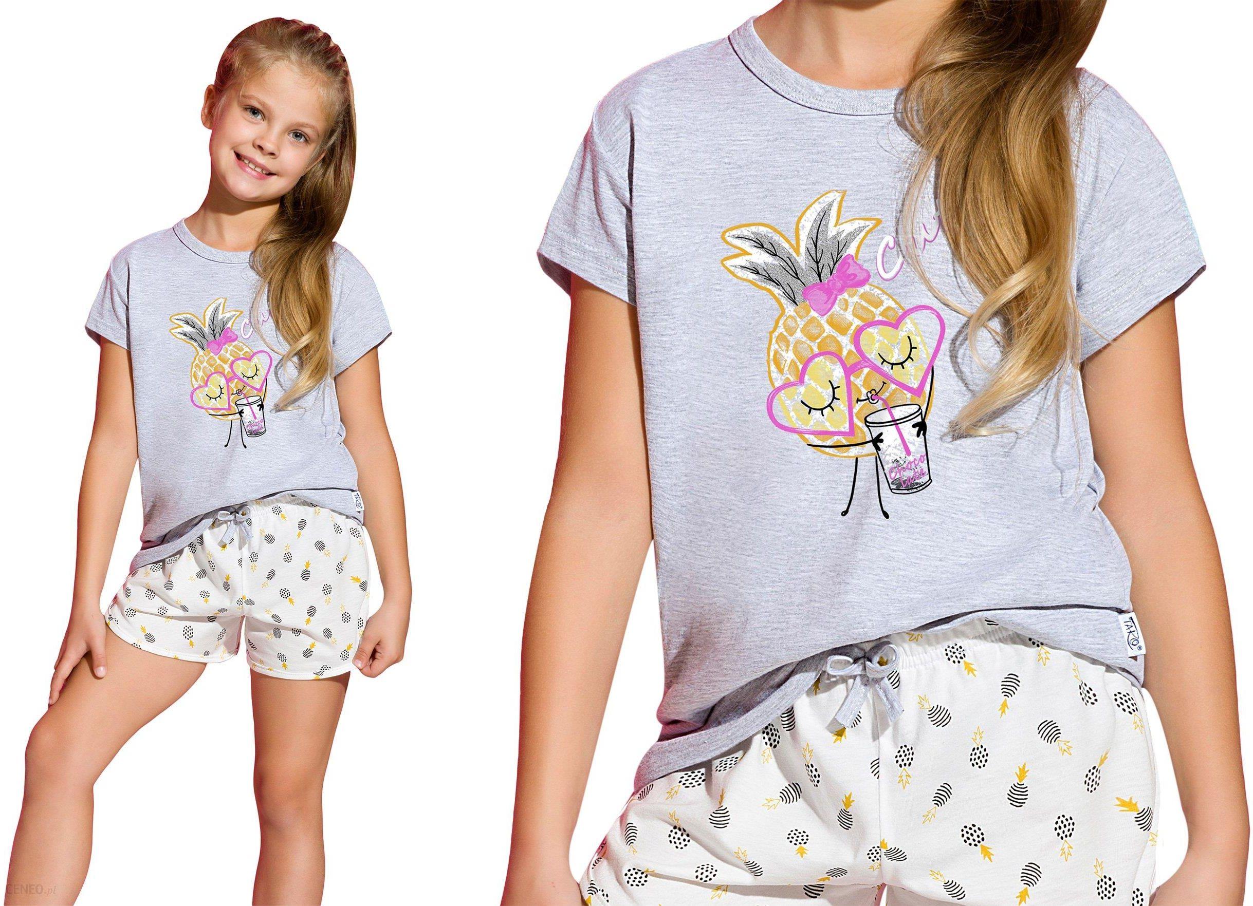 702fd6fd2aa1c0 Taro letnia piżama dziecięca Pia 2204 bawełna 104 - Ceny i opinie ...