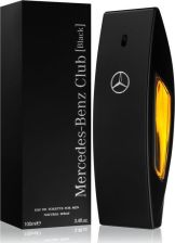 Mercedes-Benz Club Black woda toaletowa 100ml