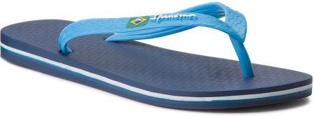 8f98e75b22bbc Japonki IPANEMA - Clas Brasil II Ad 80415 Blue/Blue 22117 eobuwie