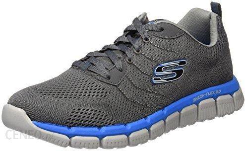 Amazon Skechers męskie buty do fitnessu Skech Flex 2.0, kolor: szary (CharcoalBlue), rozmiar: 41 Ceneo.pl