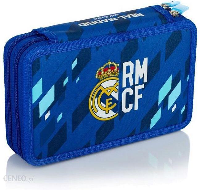 1ae1f1160b1d Real Madryt Piórnik Dwukomorowy Bez Wyposażenia RM-135 Real Madrid Color 4  - zdjęcie 1