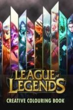 League of Legends Creative Colouring: Lol, Lol, Creative Colouring, Gamer, Esports, Riot Games, Gaming, Gaming Books, League of Legends, Twitch, Night
