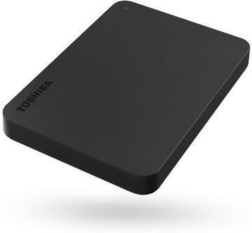 Dysk Zewnetrzny Toshiba Canvio Basics 500 Gb 2 5 Usb 3 0 Czarny Hdtb405ek3aa Opinie I Ceny Na Ceneo Pl