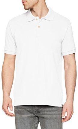 834cd581b Amazon EDDIE Bauer męska koszulka polo, kolor: biały (biały) , rozmiar: