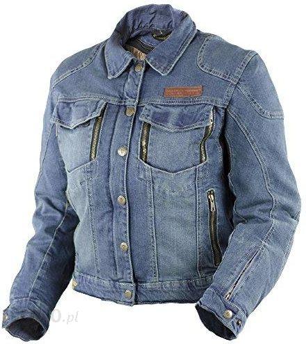 kurtka jeansowa na przysywki