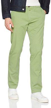 4a71c7c050 Amazon Pierre Cardin spodnie męskie Lyon Chino - prosta nogawka 42W   34L