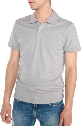 GAS Ramin Polo Shirt Szary S - Ceny i opinie T-shirty i koszulki męskie YXNY