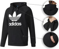 Bluza Adidas Originals Trefoil Bawełna Kaptur Ceny i opinie Ceneo.pl