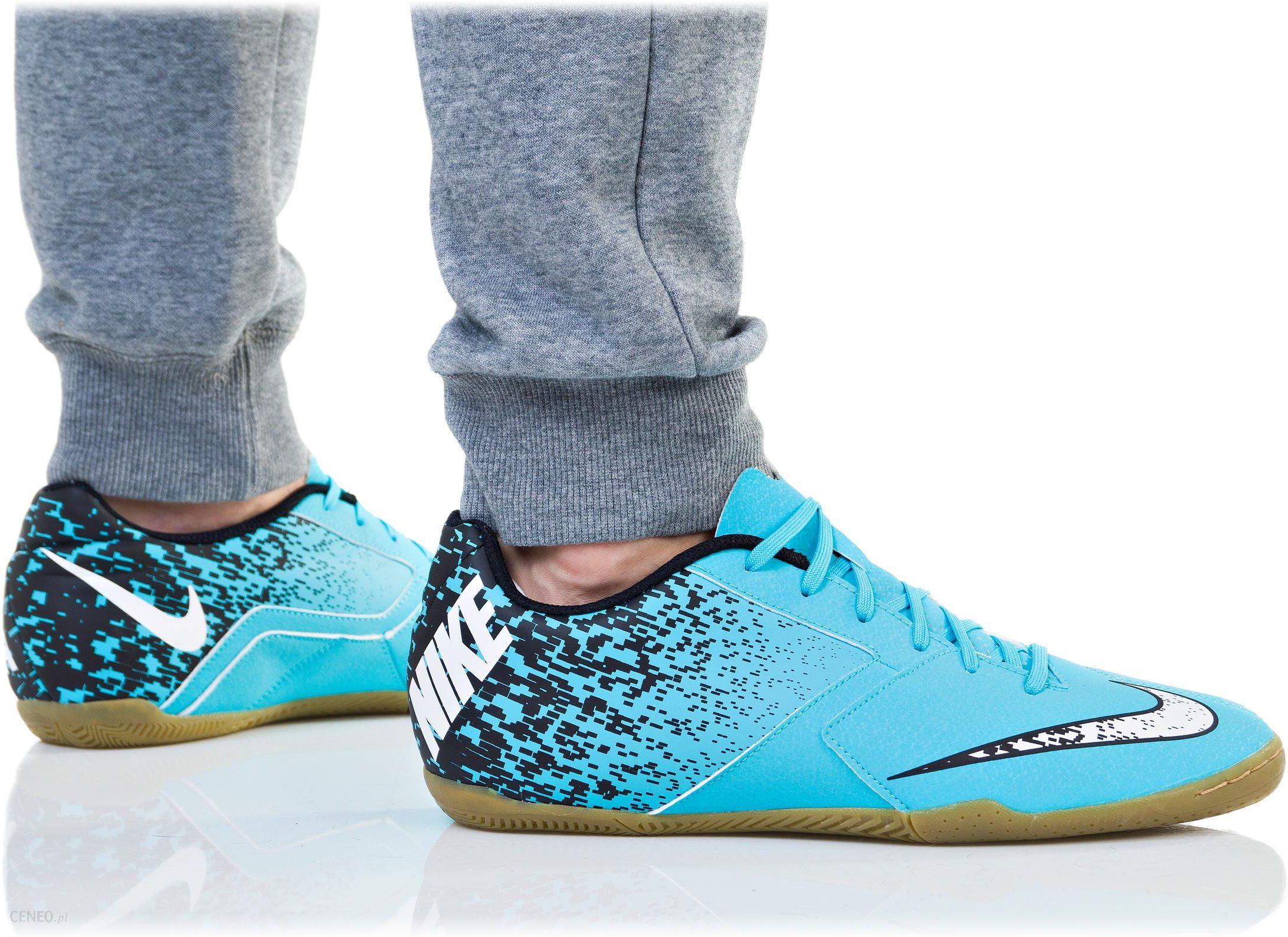 Halówki Nike Męskie Bombax IC 826485 410 Turkusowe