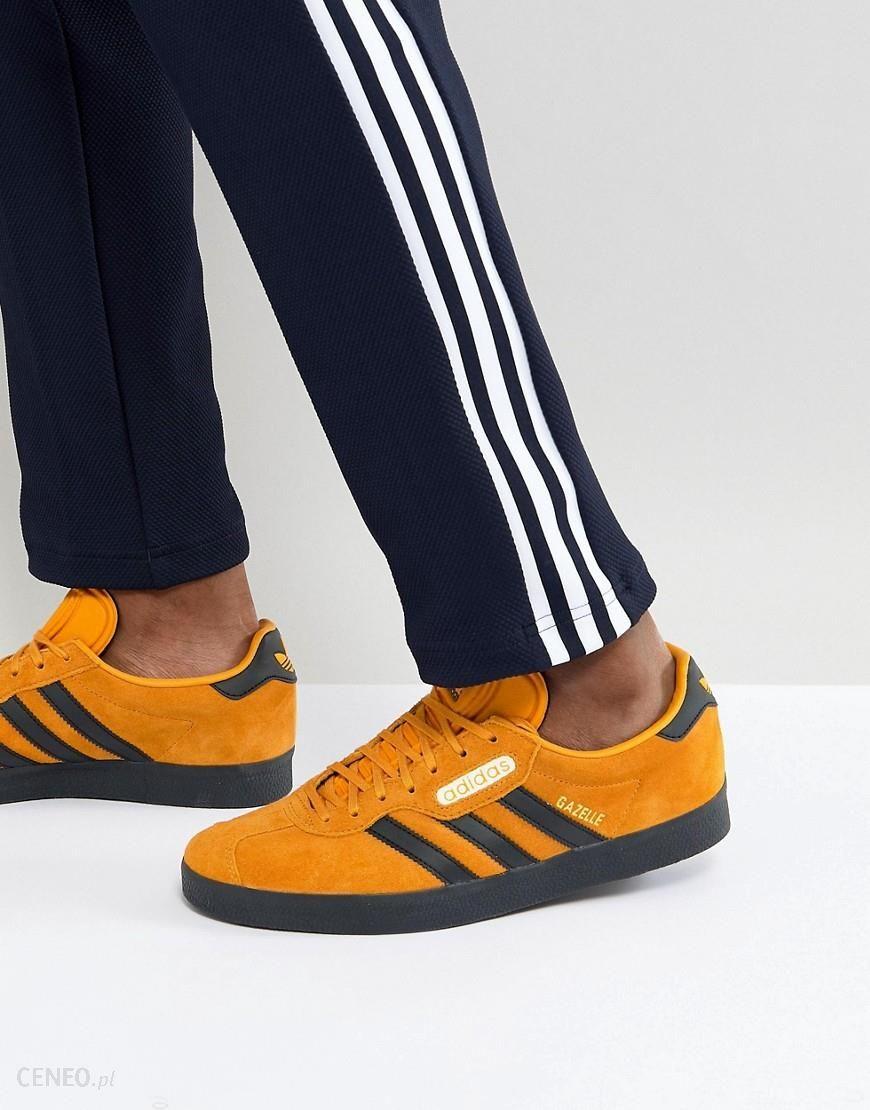 Adidas Originals Gazelle Trainers In Yellow CQ2795 Yellow Ceneo.pl