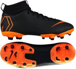 97a22188b Nike Korki Mercurial Superfly Vi Club Multi Ground Czarne Ah7363081 ...