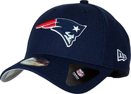 "Amazon New England Patriots New Era Youth NFL 9 Forty ""The League"" Adjustable hat"