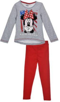 74cde9e51b10e Myszka Minnie komplet bluzka leginsy Disney  114cm Allegro