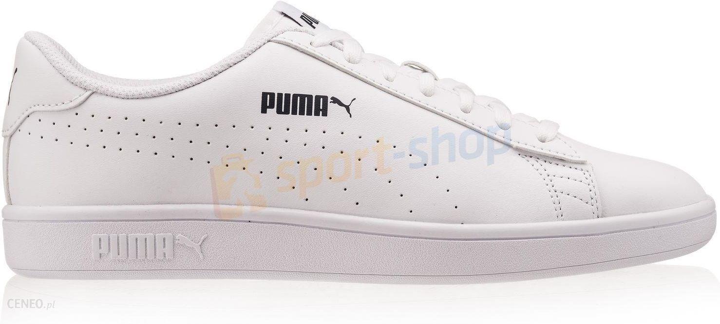 Buty Smash V2 L Perf Puma (białe) Ceny i opinie Ceneo.pl