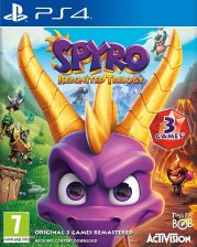 Spyro: Reignited Trilogy (Gra PS4)
