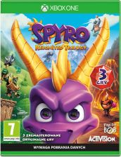 Spyro: Reignited Trilogy (gra Xbox One)