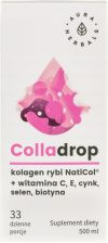 Aura Colladrop - Kolagen rybi (600mg) + witamina C 500ml