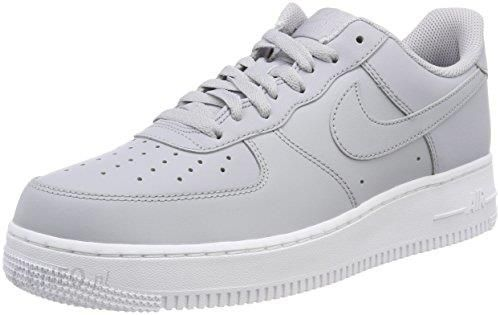 wholesale dealer c7ba1 d47fc Amazon Męskie Nike Air Force 1 07 Sneaker - szary - 44 EU ...