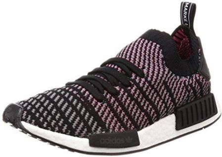 a6da3af0c6251 best price amazon adidas originals mens nmd r1 stlt mens black sneakers  czarny 245b9 f2cc9