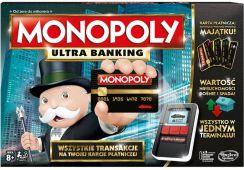 Gra planszowa Hasbro Monopoly Ultra Banking B6677