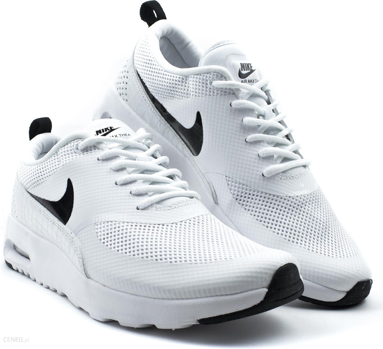 Buty damskie Nike Air Max Thea Szary Ceny i opinie Ceneo.pl