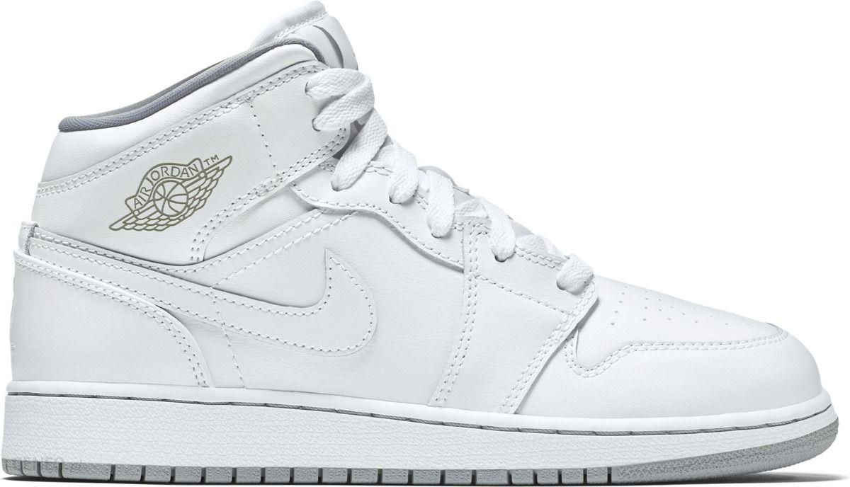 Buty damskie Nike Air Jordan 1 MID 554725 112 38 Ceny i opinie Ceneo.pl