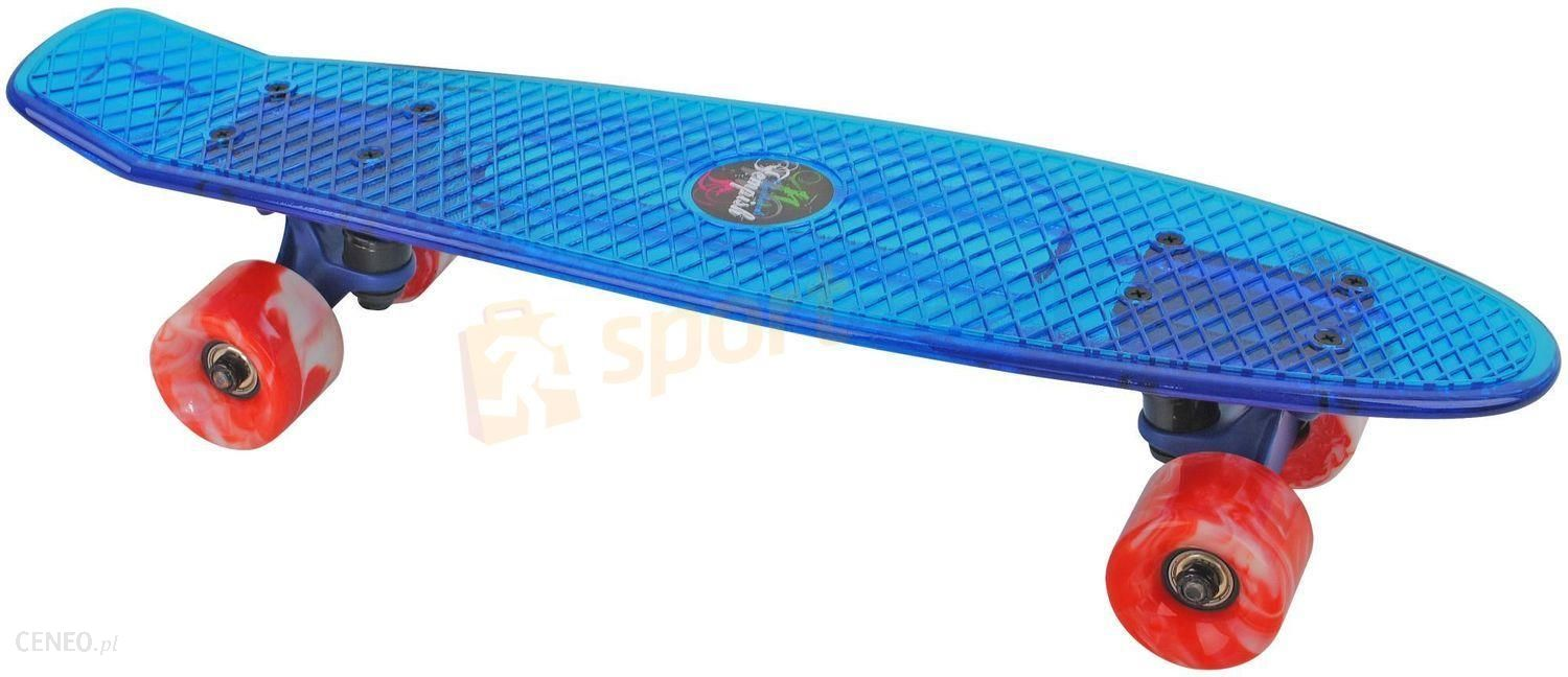 22f3057b9 Tempish Pennyboard Buffy Star Transparent Niebieska - Ceny i opinie ...