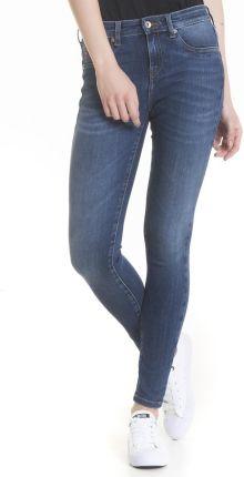 dfc0d774afaf6 Big Star Spodnie Jeans Damskie Destiny 570 W25 Allegro