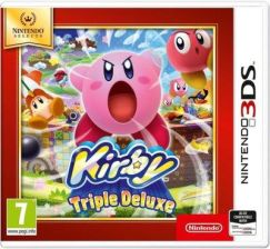 Kirby Triple Deluxe Selects 3Ds (Nintendo)