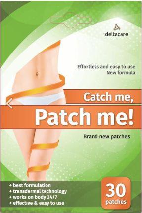 Plastry Odchudzajace Catch Me Patch Me Efektywne I Latwe W Uzyciu Opinie I Ceny Na Ceneo Pl