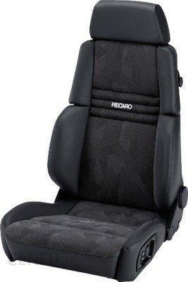 Amazon Recaro Rc058201540 Fotel Kierowcy Orthopaed Artysty Skórzana Czarna Pilotów Ceneopl