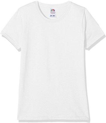 697ad6cc7 Amazon Fruit of the Loom T-Shirt dla dziewczynki, 5er Pack - krój regularny