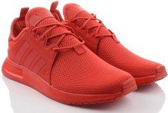 buty adidas czerwone na rzepy