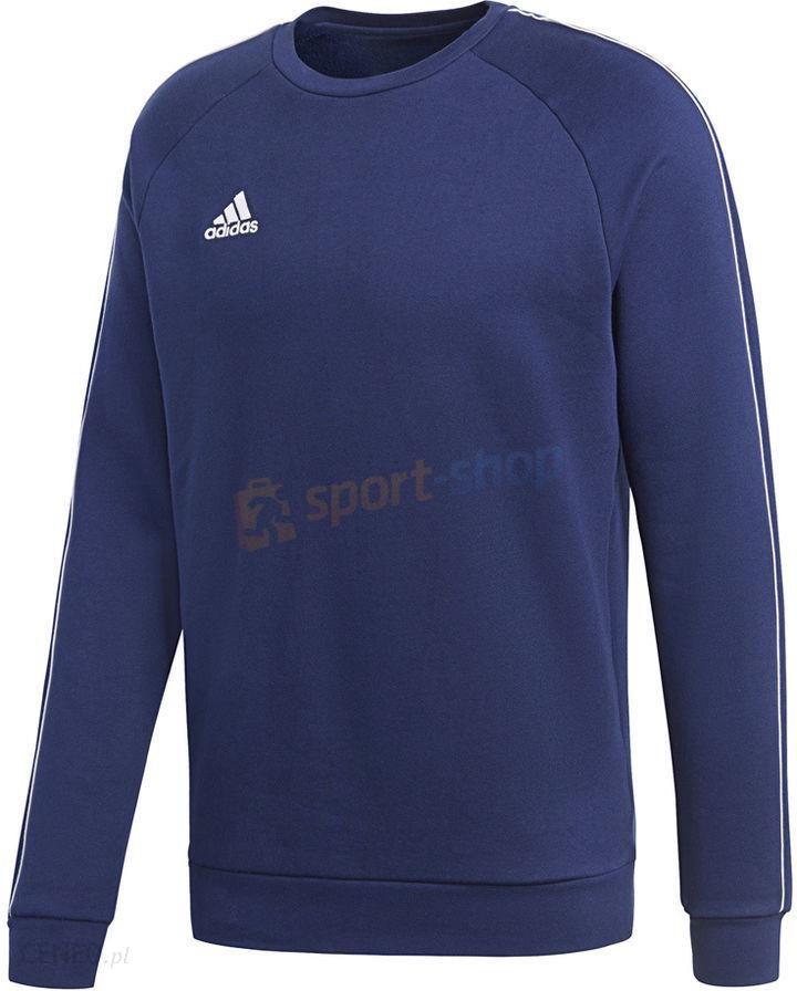 Embajador Derritiendo juntos  Adidas Bluza Core18 Sw Top Granatowa Cv3959 - Ceny i opinie - Ceneo.pl