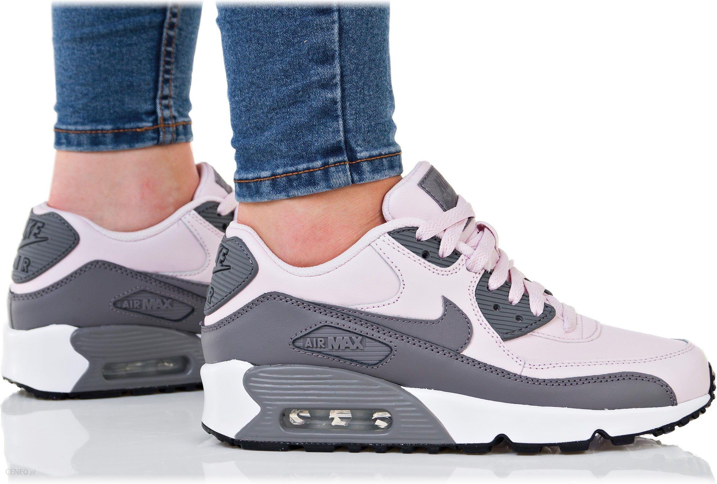 10c9d74b8 Buty Nike Damskie Air Max 90 Ltr Gs 833376-601 - Ceny i opinie ...